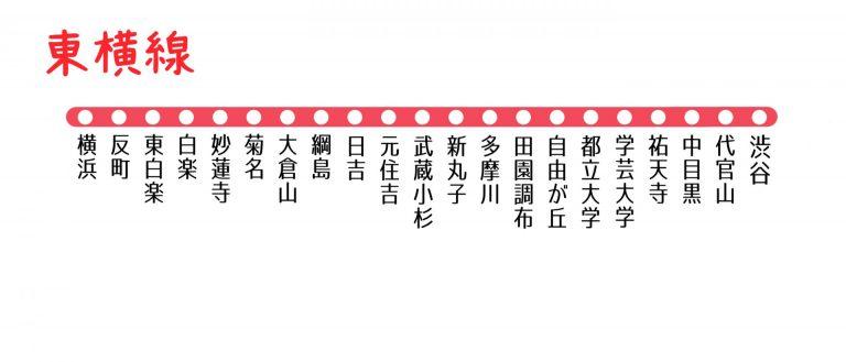 【東急電鉄東横線】地盤災害ドクターの「災害低リスク」推しステーション