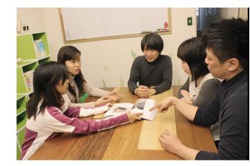 【中級編】5月英会話カフェ<第二弾:Roomdeco Table>