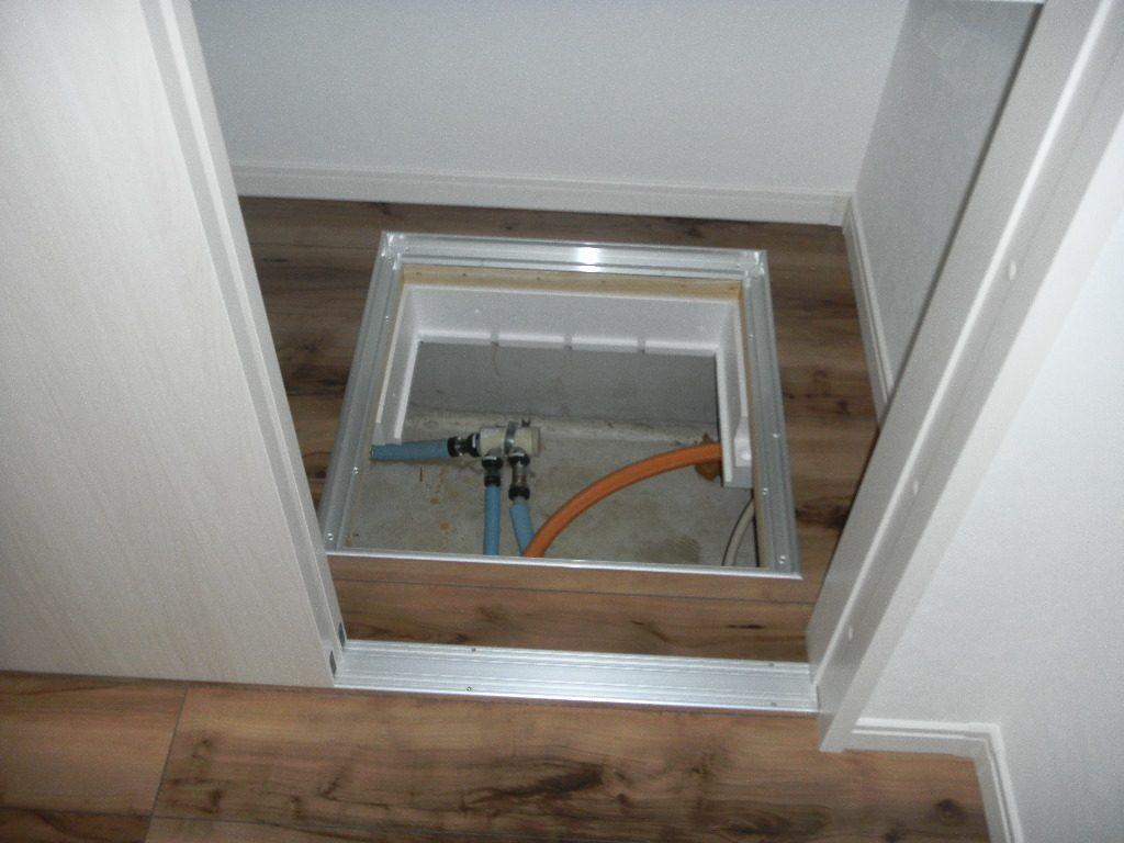 戸建て物件の点検口