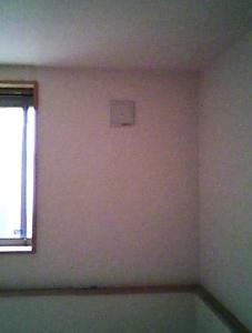 外部・外壁面サーモ画像