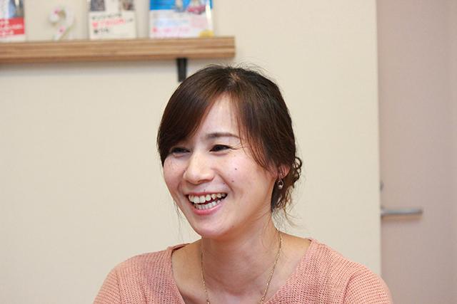 本部スタッフ 辻 優子