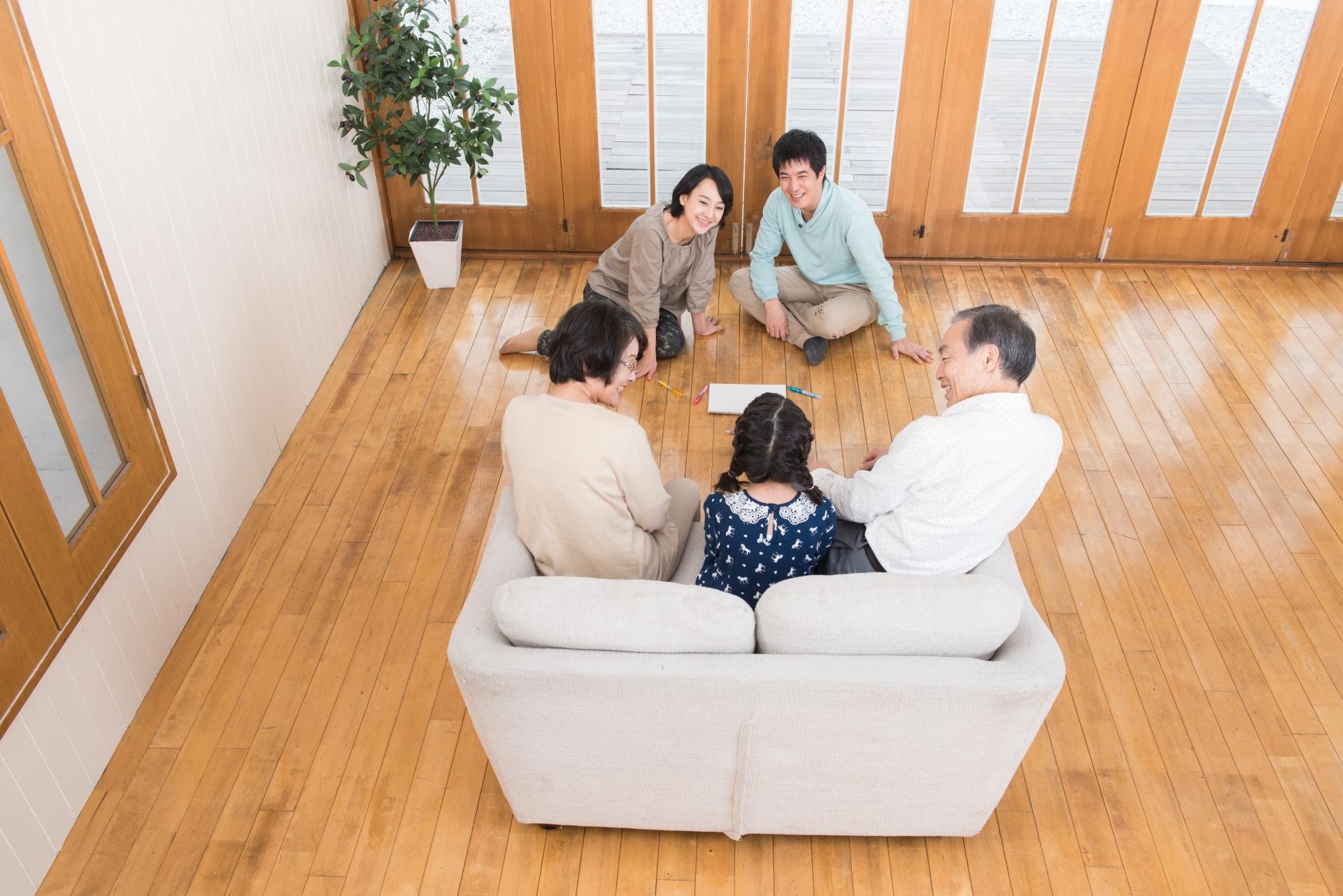 購入前に知りたい!二世帯住宅の節税効果