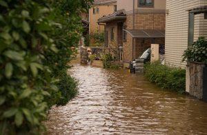 水害を受けにくい戸建て住宅とは?