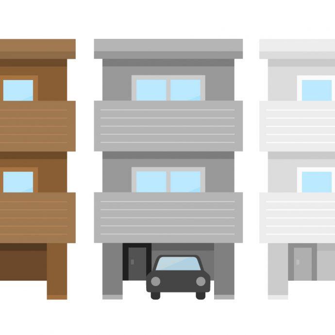 3階建て狭小住宅で後悔しない!プロのインスペクターがリスクや注意点を解説