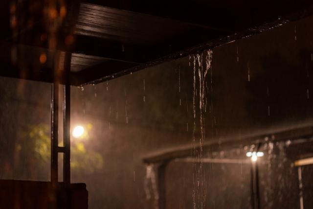 水漏れイメージ